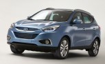 2014 Hyundai Tucson Facelift Revealed