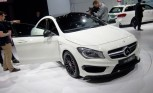 2014 Mercedes CLA 45 AMG: First Look Video
