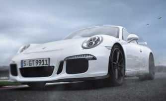 2014 Porsche GT3 Gets Dramatic in New Promo Video