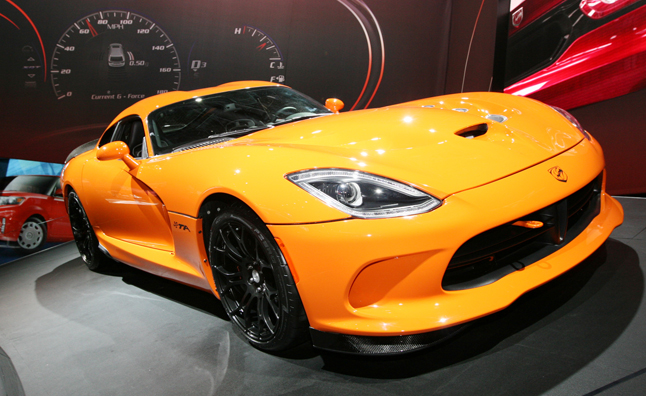 2014 SRT Viper TA Slithers Under the Radar