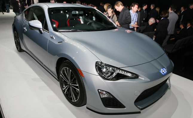 scion fr-s 10 series
