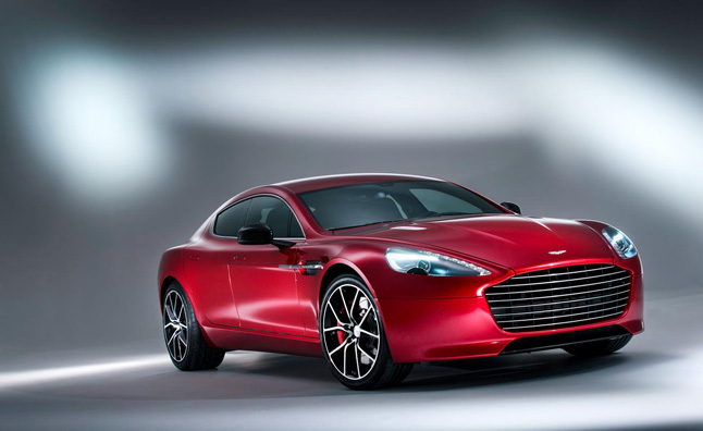 2014 Aston Martin Rapide S to Make US Debut at NY Auto Show