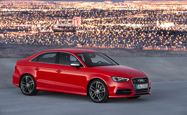 2015 Audi S3 Sedan Unveiled With 296 HP