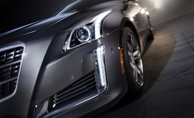 2014 Cadillac CTS Images Leak Before NY Auto Show Debut