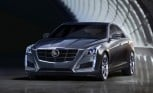 2014 Cadillac CTS Photos Leaked