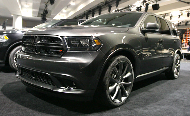 2014 Dodge Durango Debuts With 8-Speed Transmission