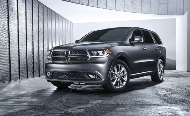 2014 Dodge Durango Fully Unveiled in Leaked Photos