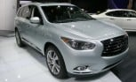 2014 Infiniti QX60 Hybrid Unveiled with 26 MPG Average: NY Auto Show