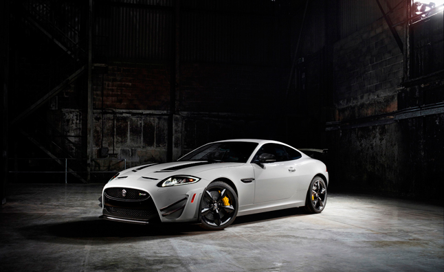 2014 Jaguar XKR-S GT Gets Track-Focused Upgrades – Video