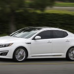 2014 Kia Optima Refreshed With LEDs, New Standard Tech