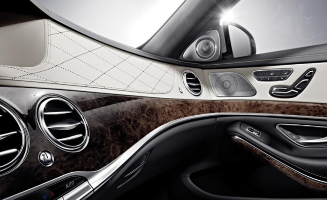 2014 Mercedes S-Class Photos Leaked Ahead of Reveal