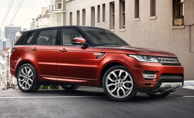 2014 Range Rover Sport is 15% Lighter, 100% Sexier
