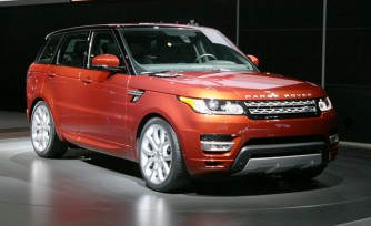 2014 Range Rover Sport Video, First Look