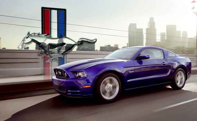 2015 Ford Mustang 4-Cylinder Turbo Confirmed for U.S.
