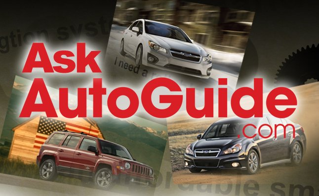 Ask AutoGuide No. 3 – Dad's Dilemma