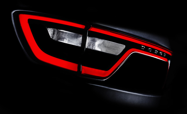 2014 Dodge Durango Diesel Coming to NY Auto Show
