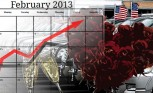 February 2013 Auto Sales: GM, Ford Lead as Industry Reports 4% Percent Growth