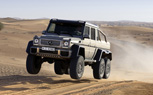 Mercedes G63 AMG 6×6 Mega Gallery of Awesomeness