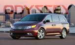 2014 Honda Odyssey Gaining Standard 6-Speed Auto