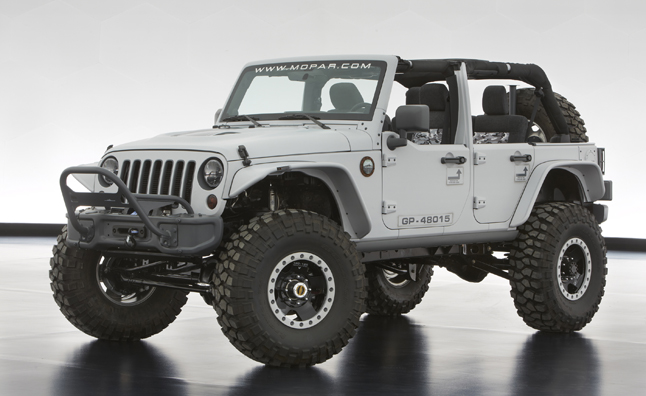 2013 Jeep Moab Easter Safari Concepts Unveiled