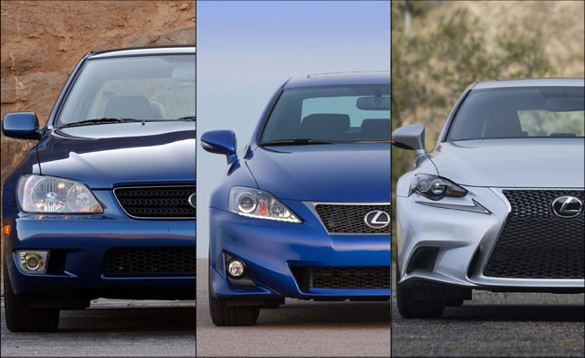 Lexus-IS-Main-Generations