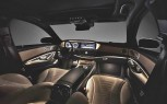 2014 Mercedes S-Class Interior Revealed