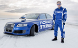Nokian Tyres Sets New 208.6 MPH Top Speed on Ice Record