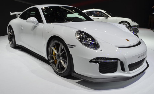 2014 Porsche 911 GT3 to Make US Debut at NY Auto Show