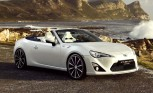 Scion FR-S Convertible Previewed in Toyota FT86 Open Concept