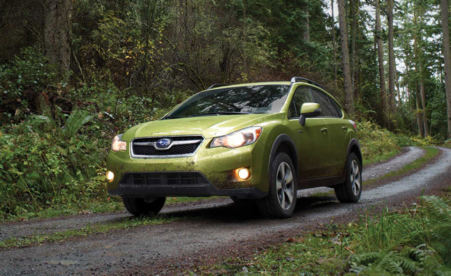 Subaru XV Crosstrek Hybrid, Performance Concept Coming to NY Auto Show