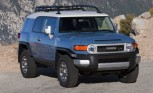 Toyota FJ Cruiser Recalled for Seatbelt Problems