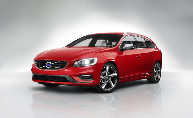 Volvo V60 Wagon Coming to U.S. Market
