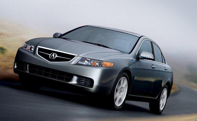 Acura TSX Recalled in Snowy Areas: 93,000 Affected