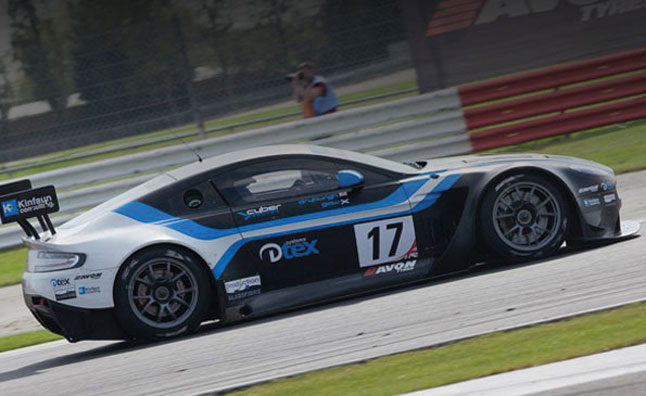 Aston Martin GT3 Cup Spec Series Announced