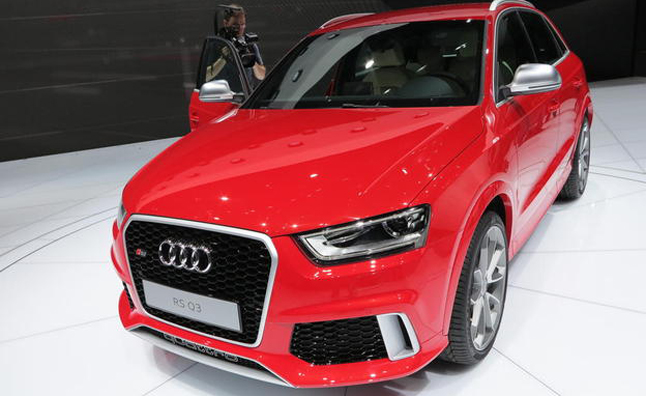 2014 Audi RS Q3 is the TT-RS of Crossovers