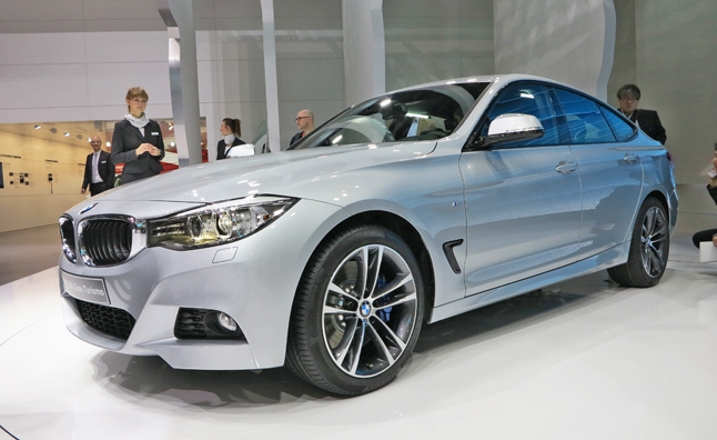 BMW 3 Series GT Debuts Amid Hushed Cheers