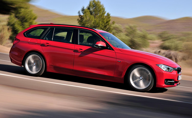 BMW 328d Diesel Models Heading to 2013 New York Auto Show