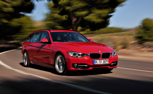 2014 BMW 3 Series Wagon Priced From $42,345