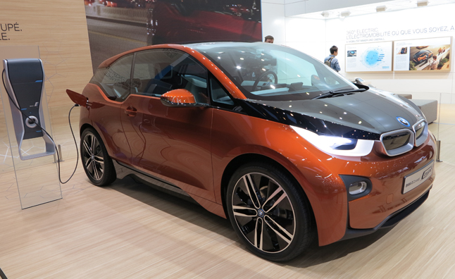 i3 Coupe Concept Previews BMW Eco Brand Launch This Year