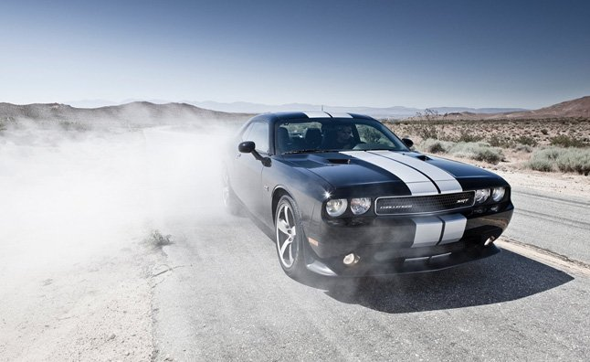 More Powerful Dodge Challenger SRT8 Planned as Camaro Z/28 Rival