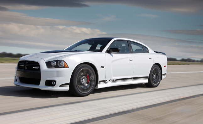 Dodge Charger SRT8 Adds 392 Appearance Package