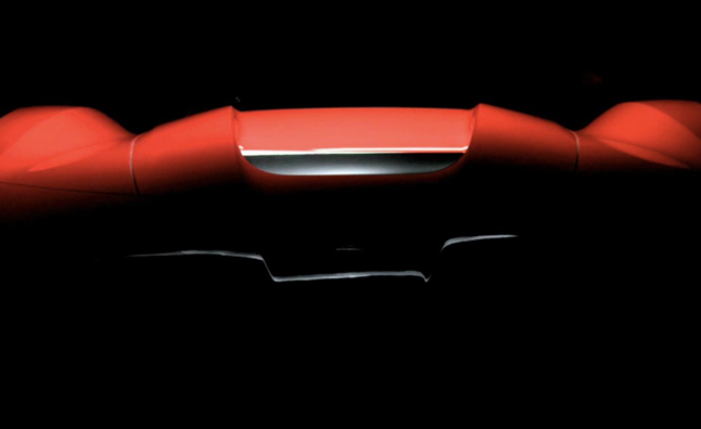 Ferrari F150 Supercar Teased Again