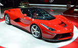 "LaFerrari Supercar ""Defines Excellence"" Says di Montezemolo"