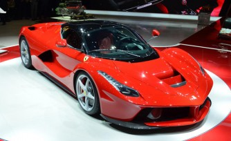 Behind the Scenes with The Ferrari LaFerrari  Video