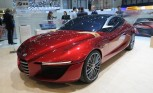 Alfa Romeo Gloria Concept is One Very Cool School Project
