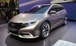 Honda Civic Tourer Concept is Like a Mini Odyssey