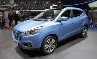 2014 Hyundai Tucson Video, First Look