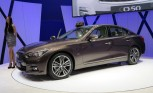 Infiniti Q50 Gains Diesel Power