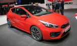 Kia Hot Hatches Debut at Geneva Motor Show