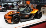 KTM X-Bow GT Looks Stunning in Blue, Orange: 2013 Geneva Motor Show